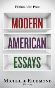 Modern American Essays - High Resolution