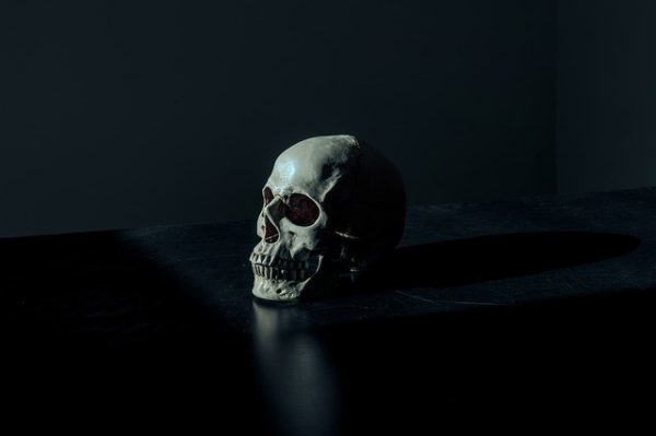 Flash Fiction - skull